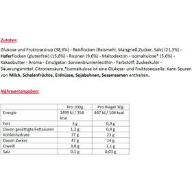 Enervit Sport Competition Bar Caja 25x30g, Orange